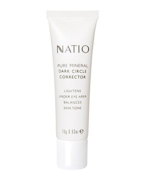 Natio Pure Mineral Dark Circle Corrector 15g