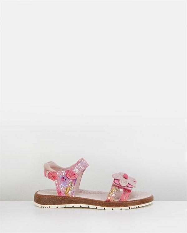 Natural 182632 Sandal Pink Multi
