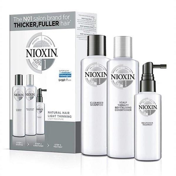 Nioxin System 1 Starter Trial Kit