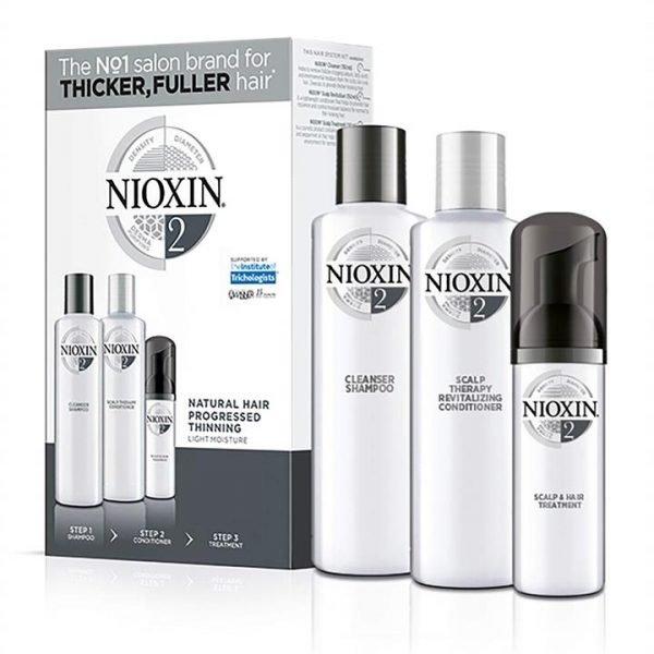 Nioxin System 2 Starter Trial Kit
