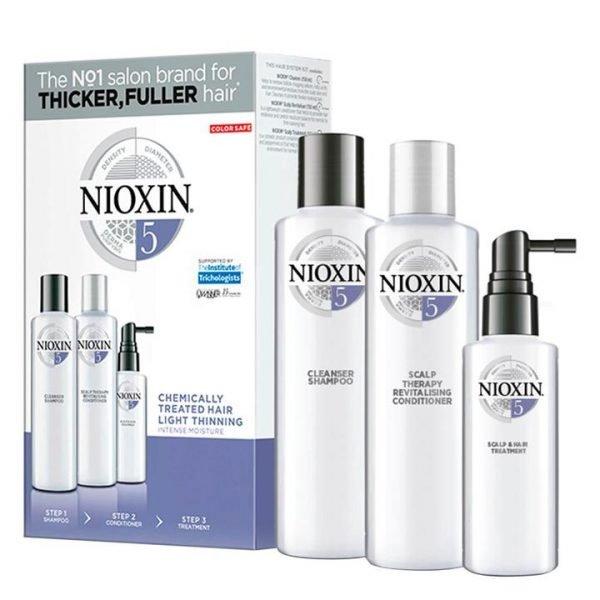 Nioxin System 5 Starter Trial Kit