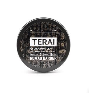 Nomad Barber Terai Clay 85g