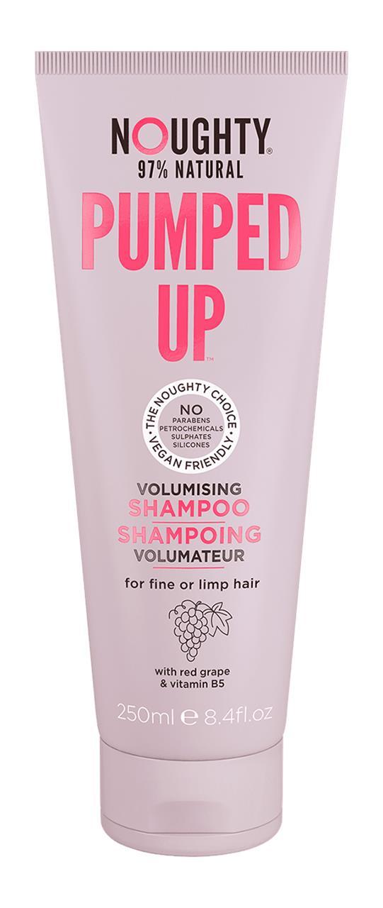 Noughty Pumped Up Volumising Shampoo 250ml
