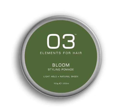 O3 Bloom Styling Pomade 100g