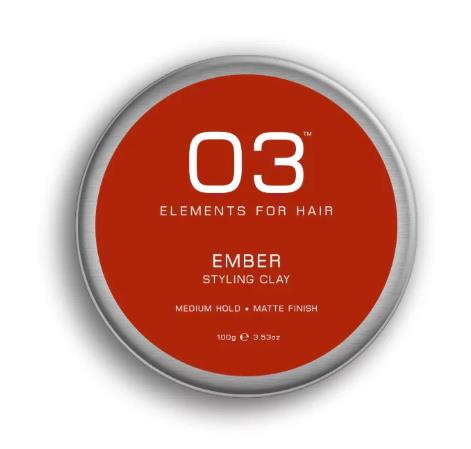 O3 Ember Styling Clay 100g