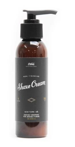 O'Douds Shave Cream 118ml