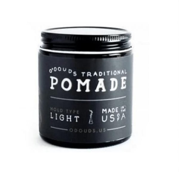 O'Douds Traditional Pomade - Light 114g