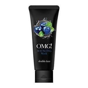 OMG Bouncing Blueberry Face Mask 100g