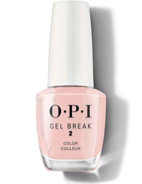 OPI Gel Break Polish - Properly Pink 15ml
