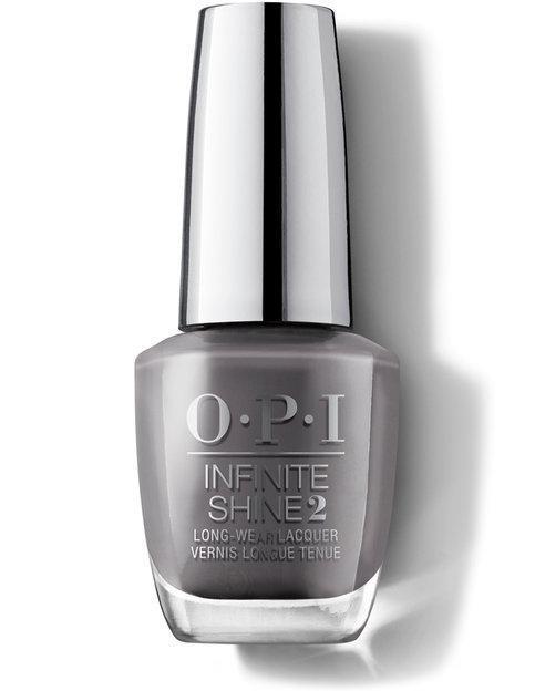 OPI Infinite Shine Nail Polish - Steel Waters Run Deep 15ml