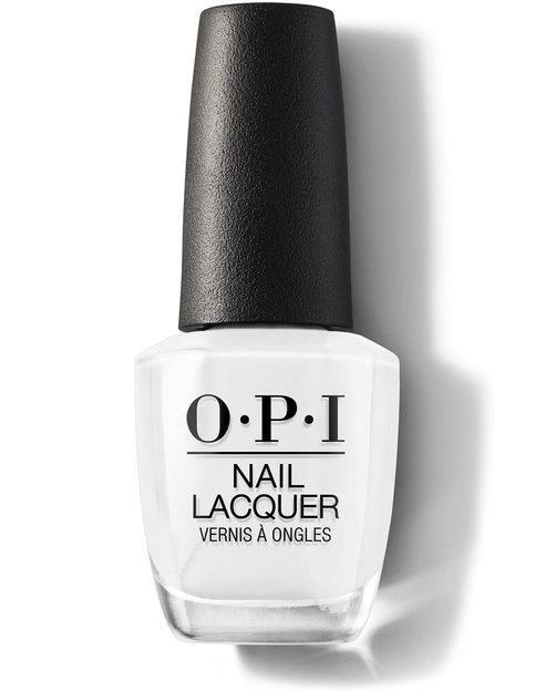OPI Nail Lacquer - Alpine Snow 15ml