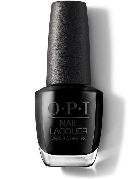 OPI Nail Lacquer - Black Onyx 15ml