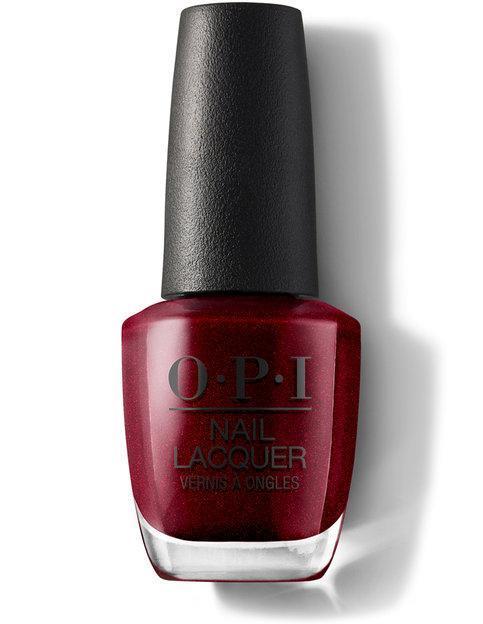 OPI Nail Lacquer - I'm Not Really A Waitress 15ml