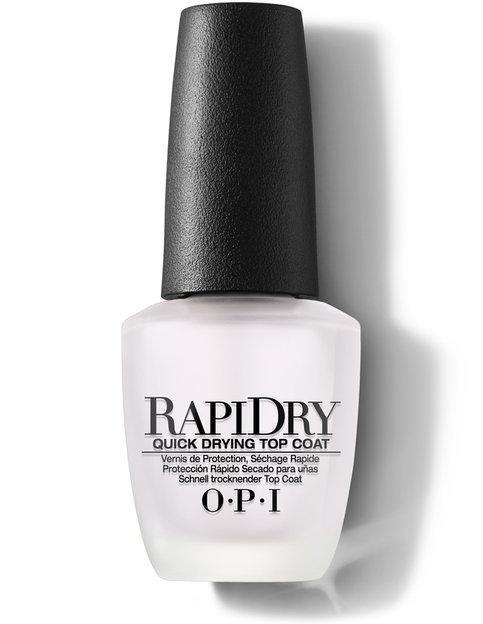 OPI RapiDry Quick-Dry Top Coat 15ml