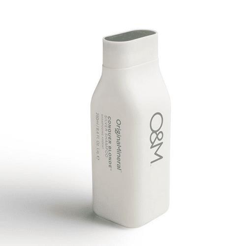 O&M Conquer Blonde Silver Shampoo 250ml