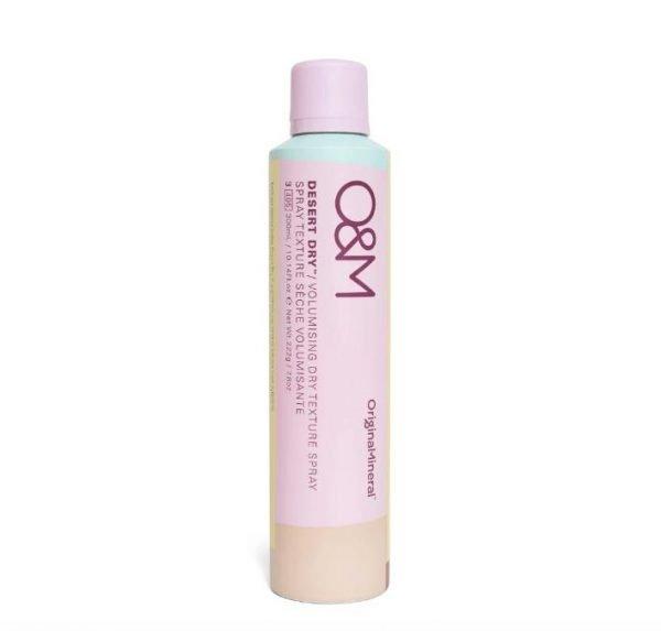 O&M Desert Dry Volumising Texture Spray 300ml
