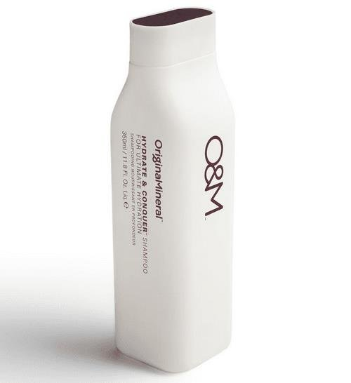 O&M Hydrate & Conquer Shampoo 350ml