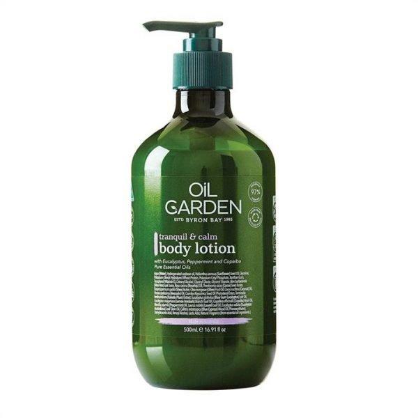 Oil Garden Body Lotion Tranquil & Calm 500ml