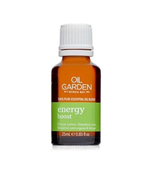 Oil Garden Essential Oil Blend Energy Boost 25ml