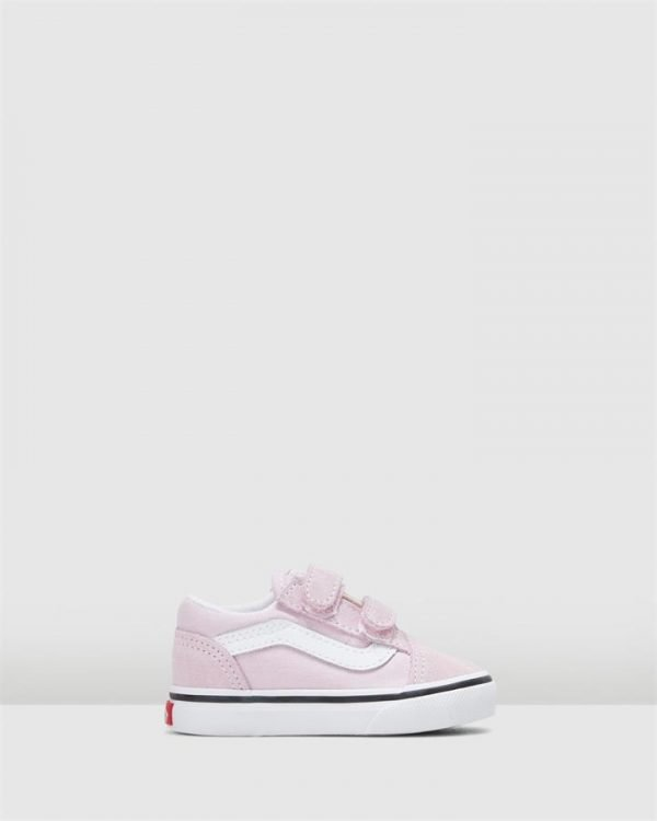 Old Skool Suede V Inf G Lilac Snow/White