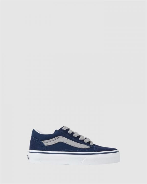 Old Skool Yth B Navy/Grey