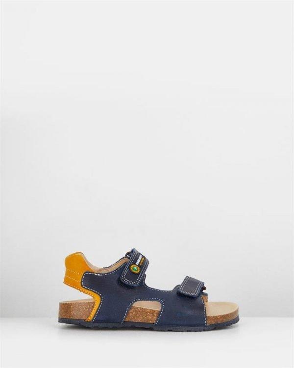 Open Sandal B 584726 Yth Navy/Mustard
