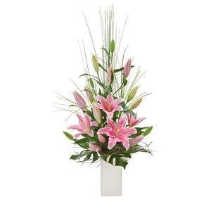 Panache - Arrangement of Lilies