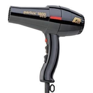Parlux 1800 Hair Dryer - Black