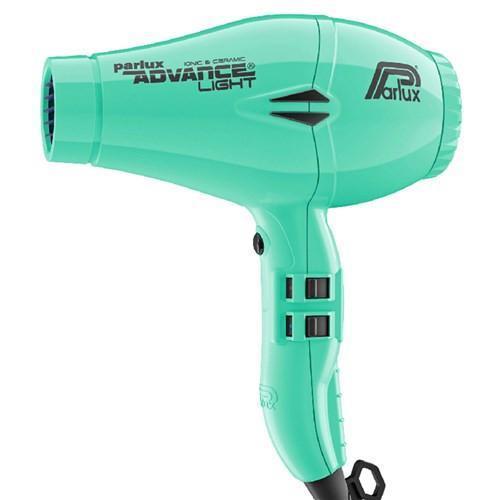 Parlux Advance Light Ceramic and Ionic Hair Dryer - Aqua