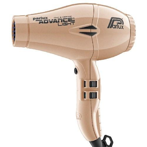 Parlux Advance Light Ceramic and Ionic Hair Dryer - Gold