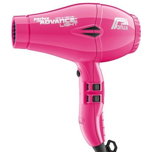 Parlux Advance Light Ceramic and Ionic Hair Dryer - Pink