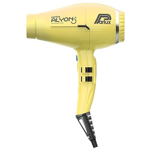 Parlux Alyon Air Ionizer 2250 Tech Hair Dryer Yellow