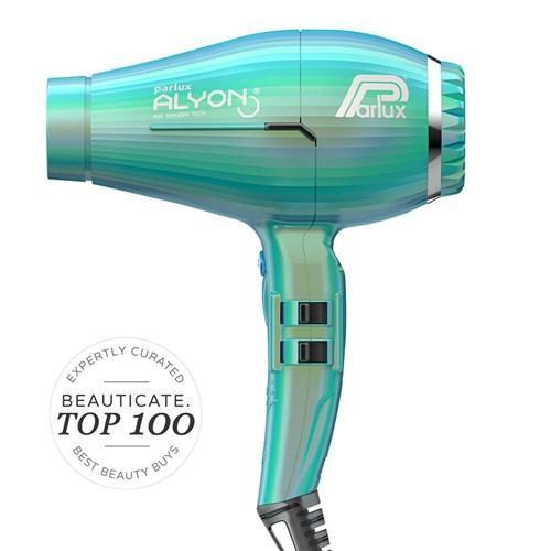 Parlux Alyon Air Ionizer Tech Hair Dryer Jade
