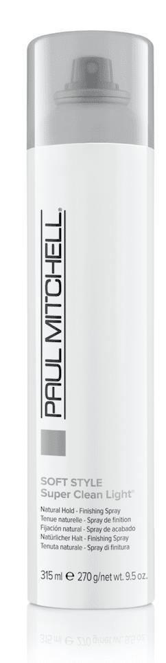Paul Mitchell Soft Style Super Clean Light 315ml
