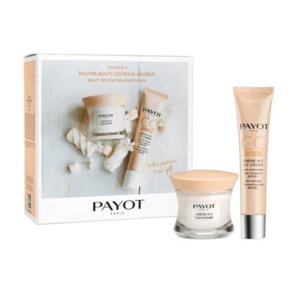 Payot Crème No 2 Cachemire & CC Cream Duo Pack