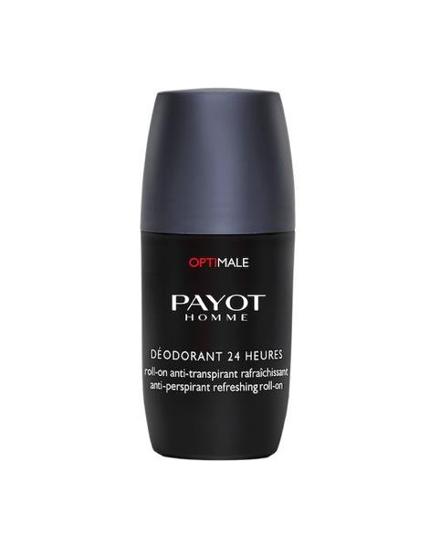 Payot Homme Optimale 24 Hour Roll-on Deodorant 75ml