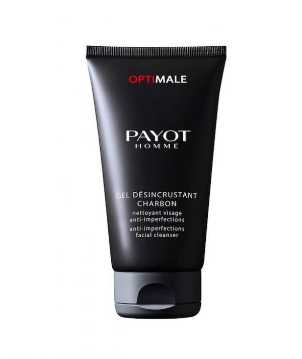 Payot Homme Optimale Gel Desincrustant Charbon 150ml