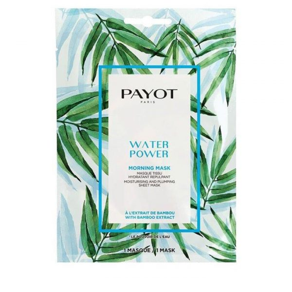 Payot Morning Mask - Water Power Sheet Mask