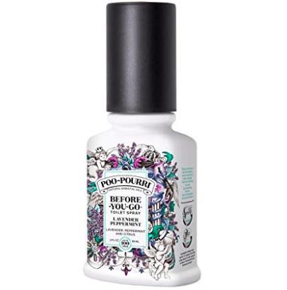 Poo Pourri Lavender Peppermint Toilet Spray 59ml