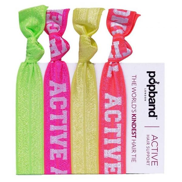 Popband London Active Angels 4 Pack