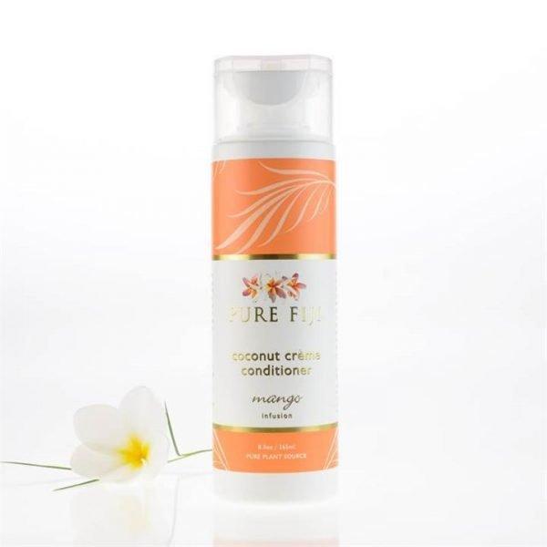 Pure Fiji Coconut Creme Conditioner - Mango 265ml