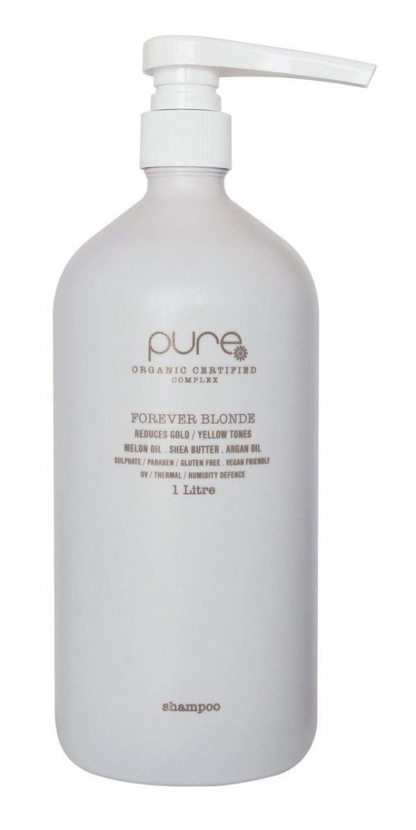 Pure Forever Blonde Shampoo 1000ml