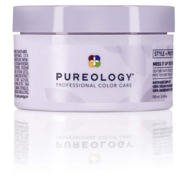 Pureology Style + Protect Mess It Up Texture Paste 100ml
