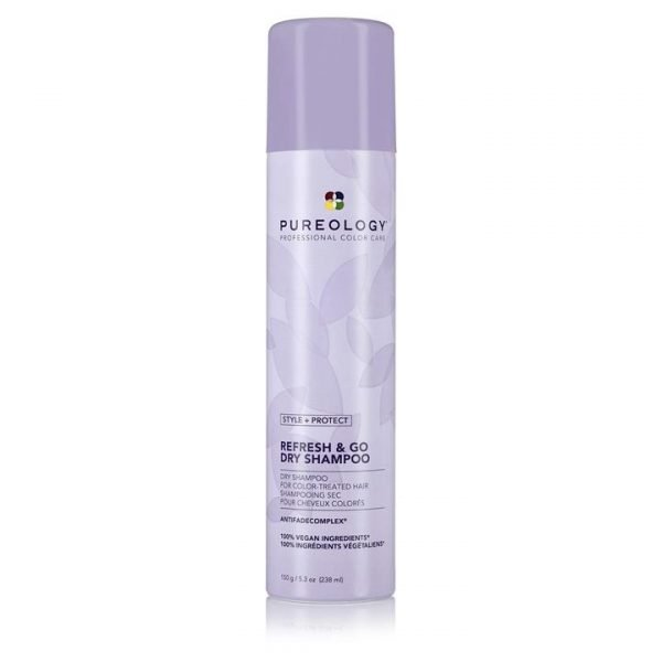 Pureology Style + Protect Refresh & Go Dry Shampoo 150g