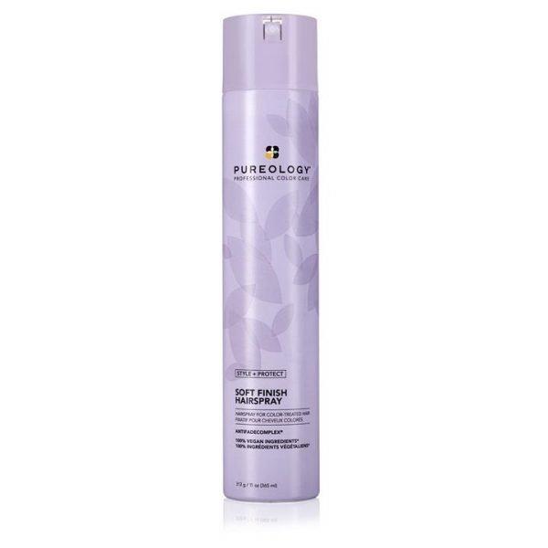 Pureology Style + Protect Soft Finish Hairspray 365ml