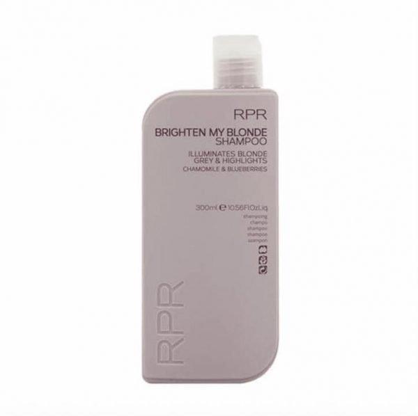 RPR Brighten My Blonde Shampoo 300ml