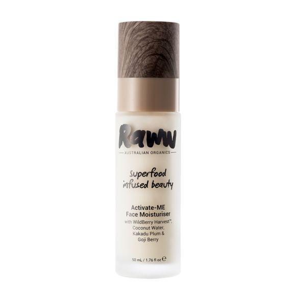 Raww Activate-ME Moisturiser 50ml
