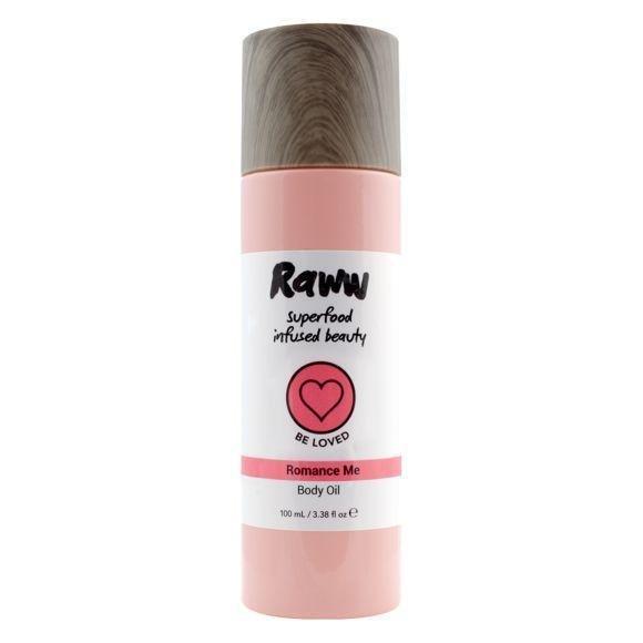 Raww Be Loved Body Oil 100ml