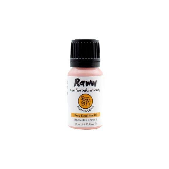 Raww Frankincense Pure Essential Oil 10ml
