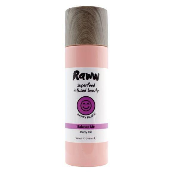 Raww Happy Place Body Oil 100ml